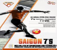 All Kerala Inter-Engg College 7's Football Tournament